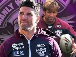 Legal Eagles: Hasler and Barrett lay claim to Manly job