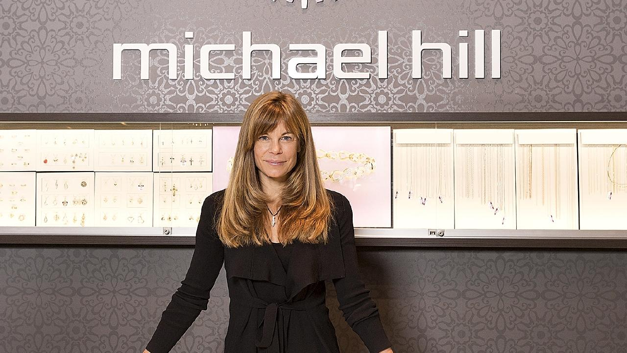 Michael Hill International chair Emma Hill. Picture: AAP Image/Markson Sparks