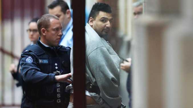 James Gargasoulas is accused of killing six pedestrians during the Bourke Street rampage Picture: David Crosling/AAP