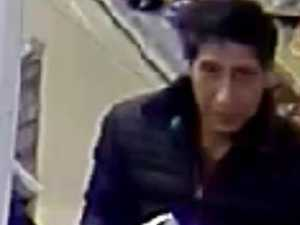 Police hunt David Schwimmer lookalike