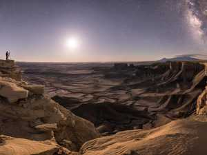 Incredible views of space revealed in competition entries