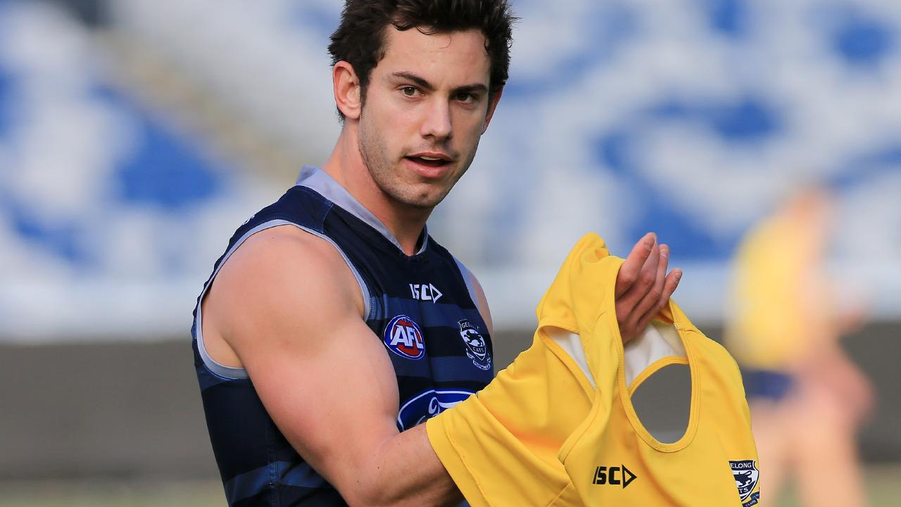Dan Menzel has been culled from the Cats.