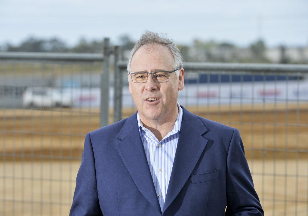 Costco Australia managing director Patrick Noone