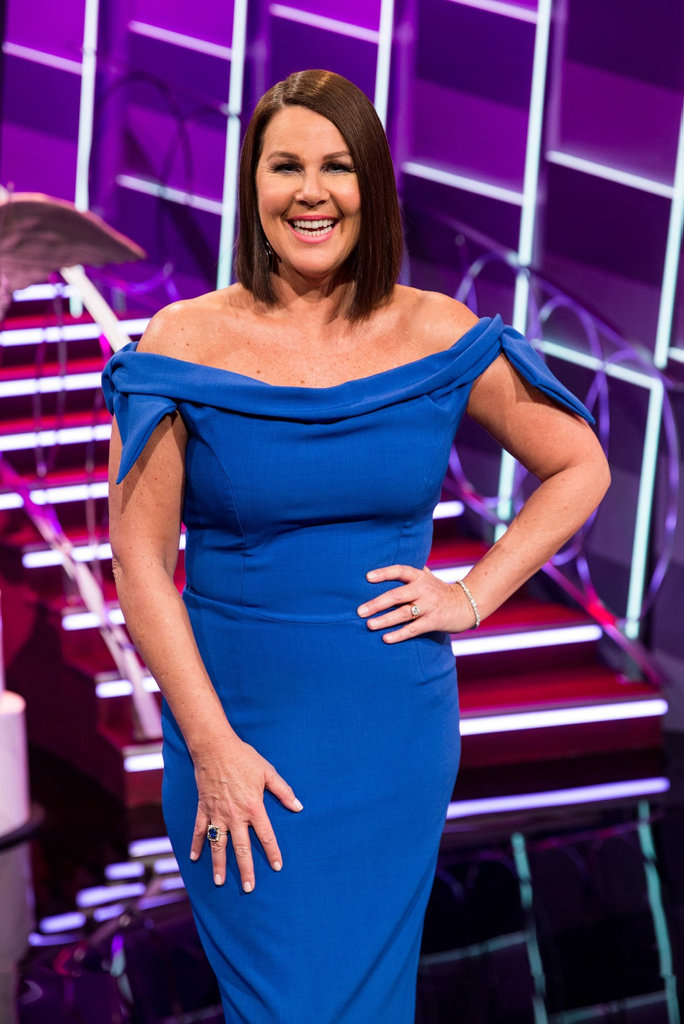 Julia Morris doesn't want anyone to feel outright rejected on her dating show.