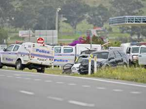 Elderly woman killed in horror Warrego Highway crash