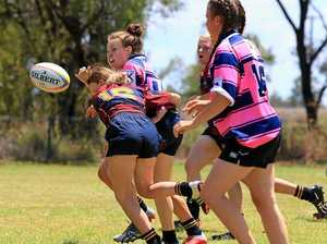 Quality of girls comps at Western 7s impresses coach