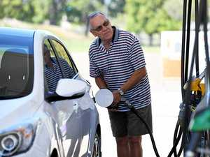 High fuel prices are due to a lack of local competition