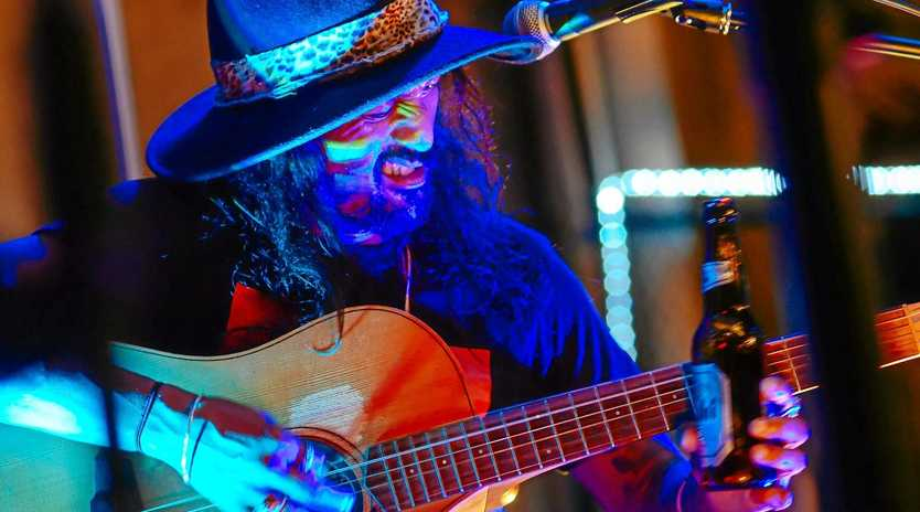 EL MARIACHI: Jackson Dunn will be performing at Crow St Creative this Saturday night.