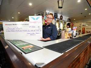 Rural pub makes big impact on drought-stricken farmers