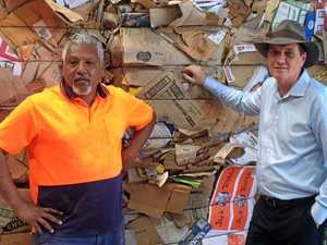 Cherbourg creating new opportunities by recycling