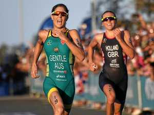 Gentle ready to launch another assault on Noosa Triathlon