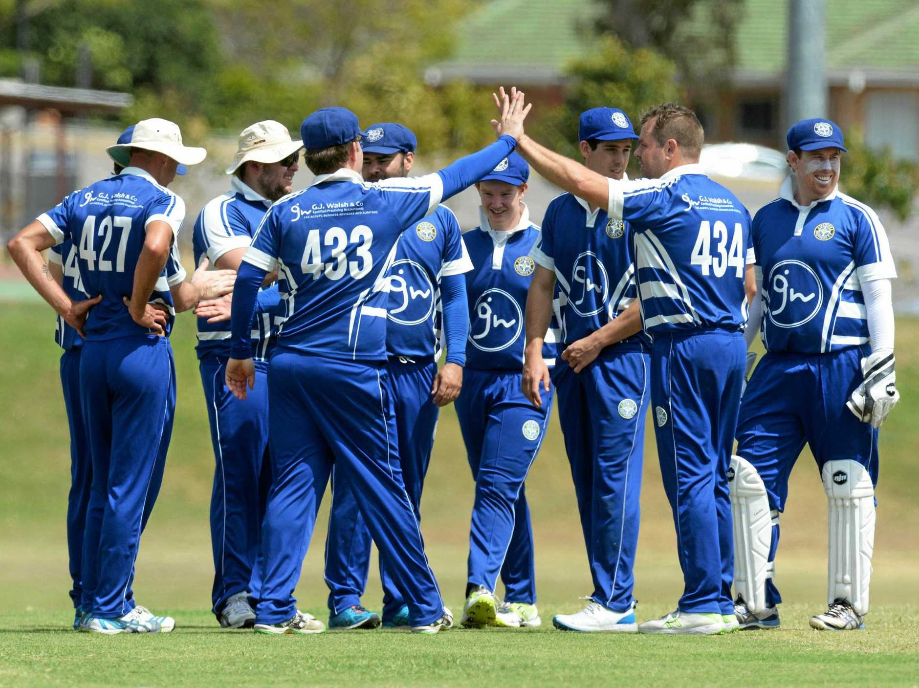 Brothers will host Western Suburbs at Ivor Marsden today.