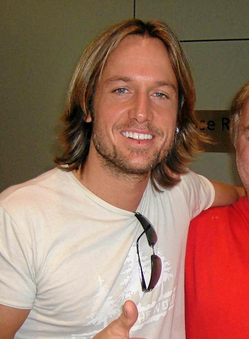 Keith Urban in January 2003.