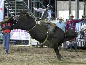 Bulls were far too good for riders in round 1 finals action