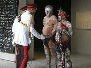 Didgeridoo player's royal meeting with Prince Harry
