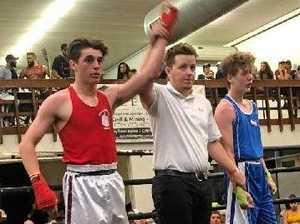 Rocky PCYC boxer impresses in Bowen victory