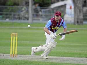 FIREBRAND: Brothers seamer leads to night cricket glory