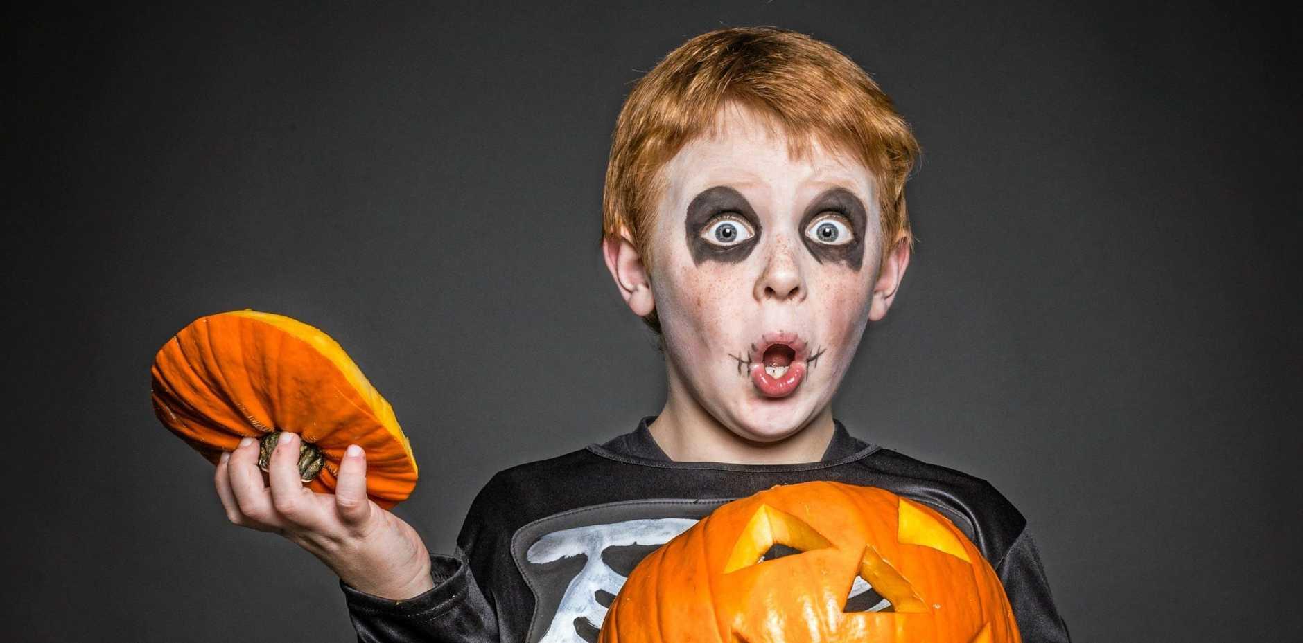 TRICK? Halloween fun starts this weekend in Mackay.