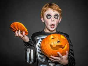 Frightful fun comes to the South Burnett