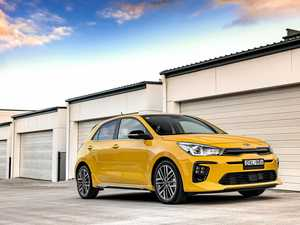 Kia gives Rio more zip and a sporting new model