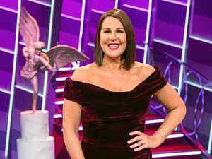 Julia Morris lights up the screen with flirty singles