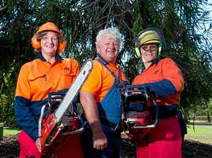 'The chainsaw whisperer' creating a buzz