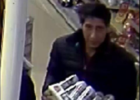 'Friends' star David Schwimmer trolls UK cops after beer theft