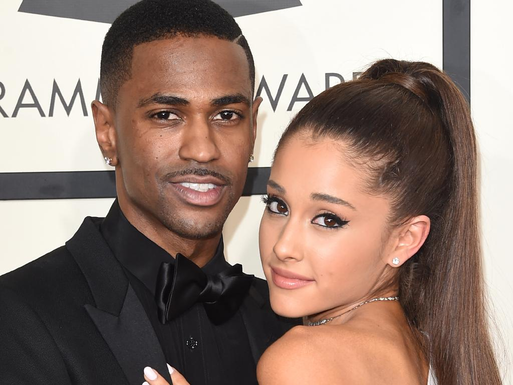 Big Sean and Grande dated for around eight months. Picture: Jason Merritt/Getty Images