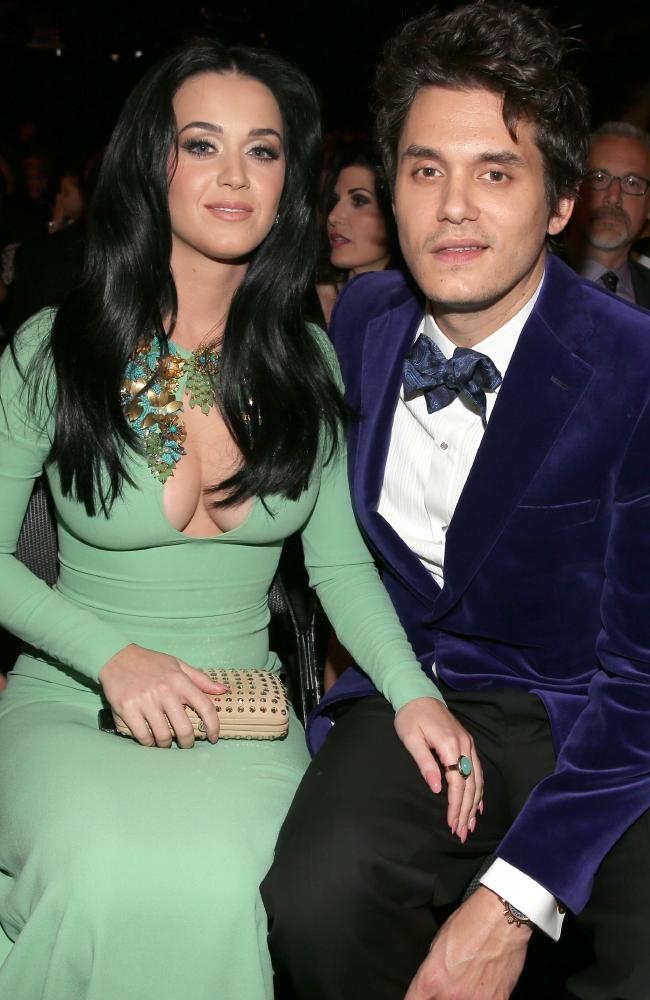 Katy Perry also dated the musician