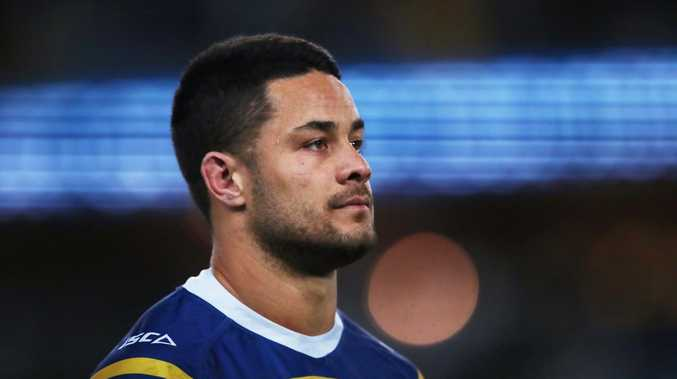 With his future uncertain, Jarryd Hayne is likely to miss the start of the Eels' pre-season. Picture: Matt King/Getty Images