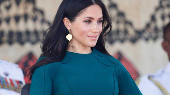Meghan Ss Of Sus Attends The Unveiling Labalaba Statue On October 25