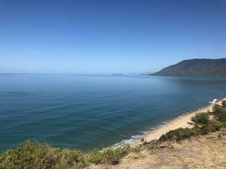 Wangetti Beach from Rex Lookout. Picture: Supplied