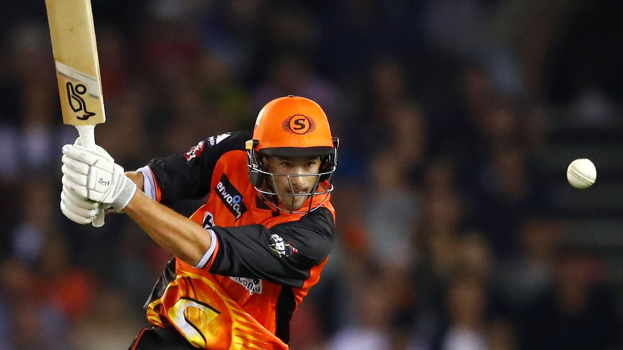 Ashton Agar scores important points with both bat and ball.