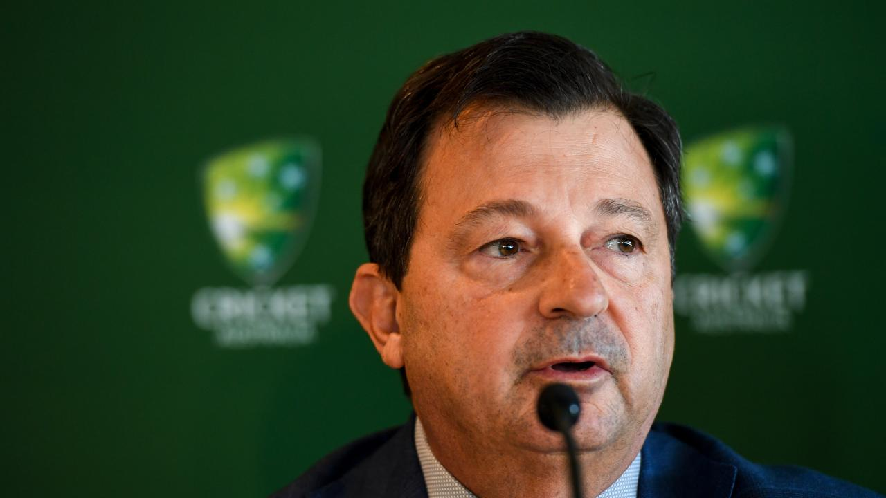 Cricket Australia chairman David Peever has vowed to restore the public's faith in the national team. Picture: AAP