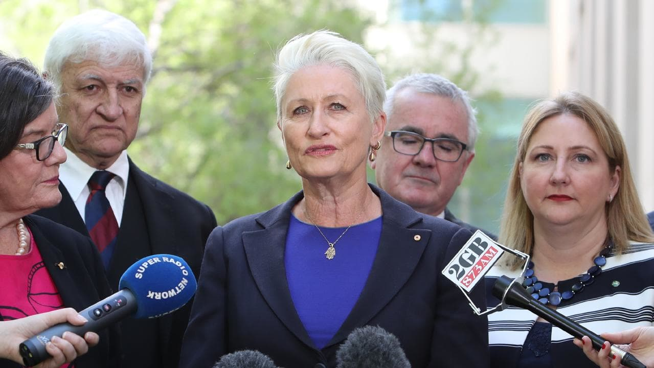 Despite recent commentary, Kerryn Phelps' victory in Wentworth is simply part of a recent trend of voting against sitting governments. Picture: Kym Smith