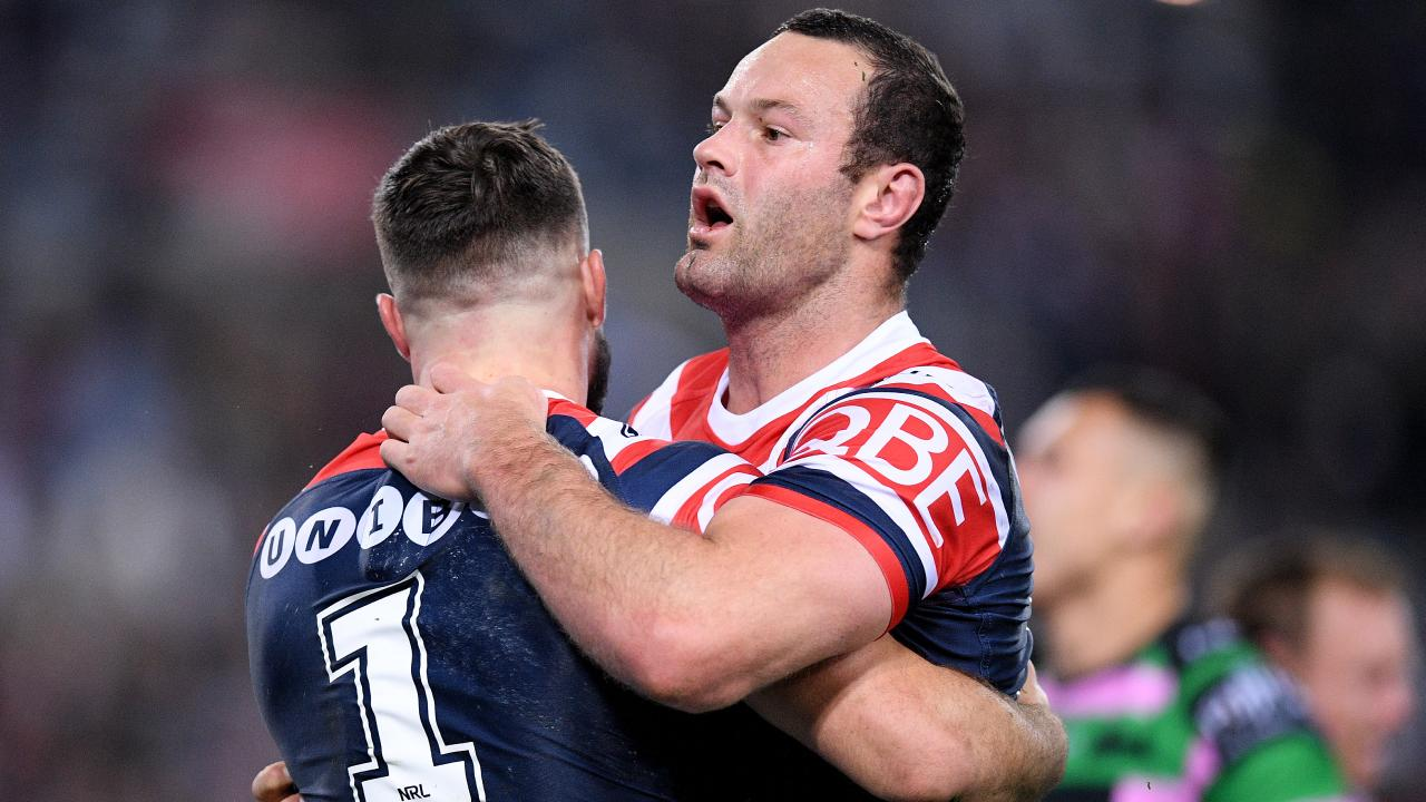 James Tedesco and Boyd Cordner have been nominated for the Golden Boot award.