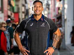 'I'm happy to cover up': Folau wishes he never got inked