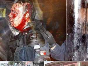 Fake cop photo stoking fear in the US