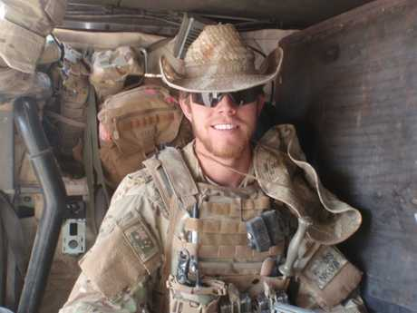 Sapper Rowan Robinson was killed in action on June 6, 2011.