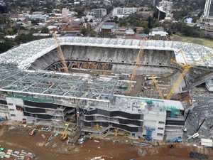 Eels strike 11th-hour deal with Western Sydney Stadium
