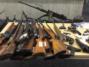 Thousands of deadly firearms handed over to NSW Police