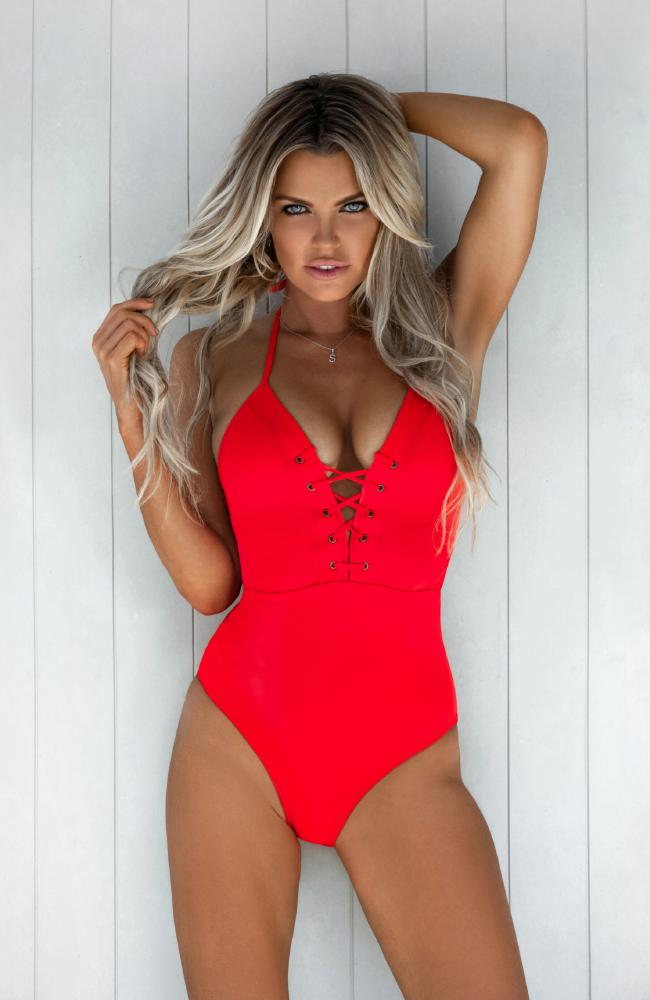 Lady in red. Picture: Maxim