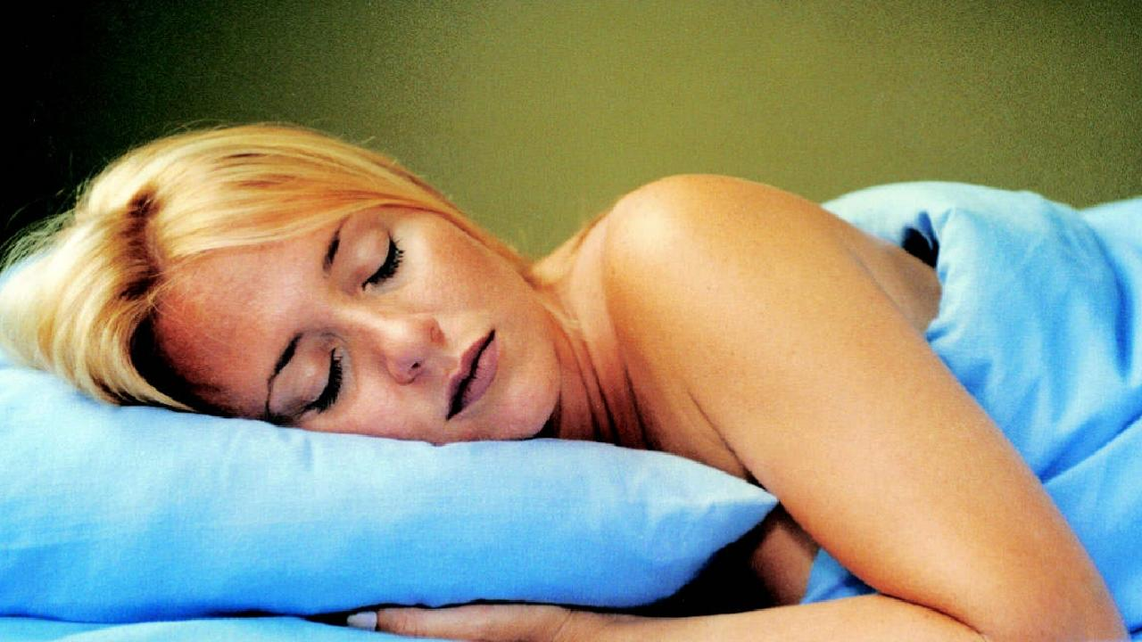 We've got five steps to a healthy night's sleep.