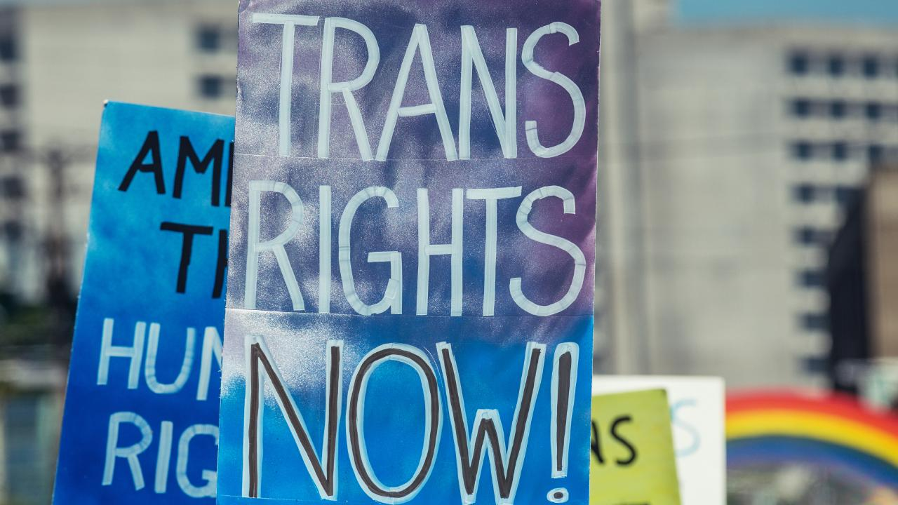 Transgender staff offered paid leave.