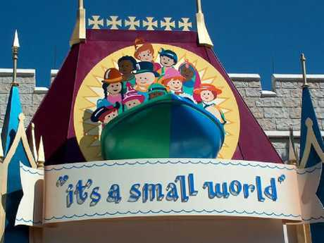 It's a Small World is another popular final resting place.