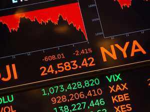 Red alert: Wall Street nosedives