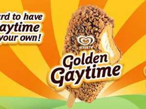 Big change coming for Golden Gaytime