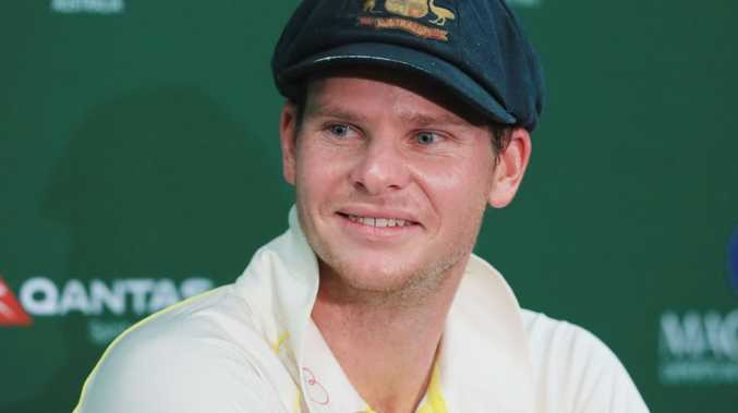 Steve Smith may be out of the Australian side but it hasn't hit his hop pocket. Picture: Mark Evans/Getty Images