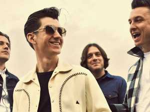 Arctic Monkeys to tour Oz