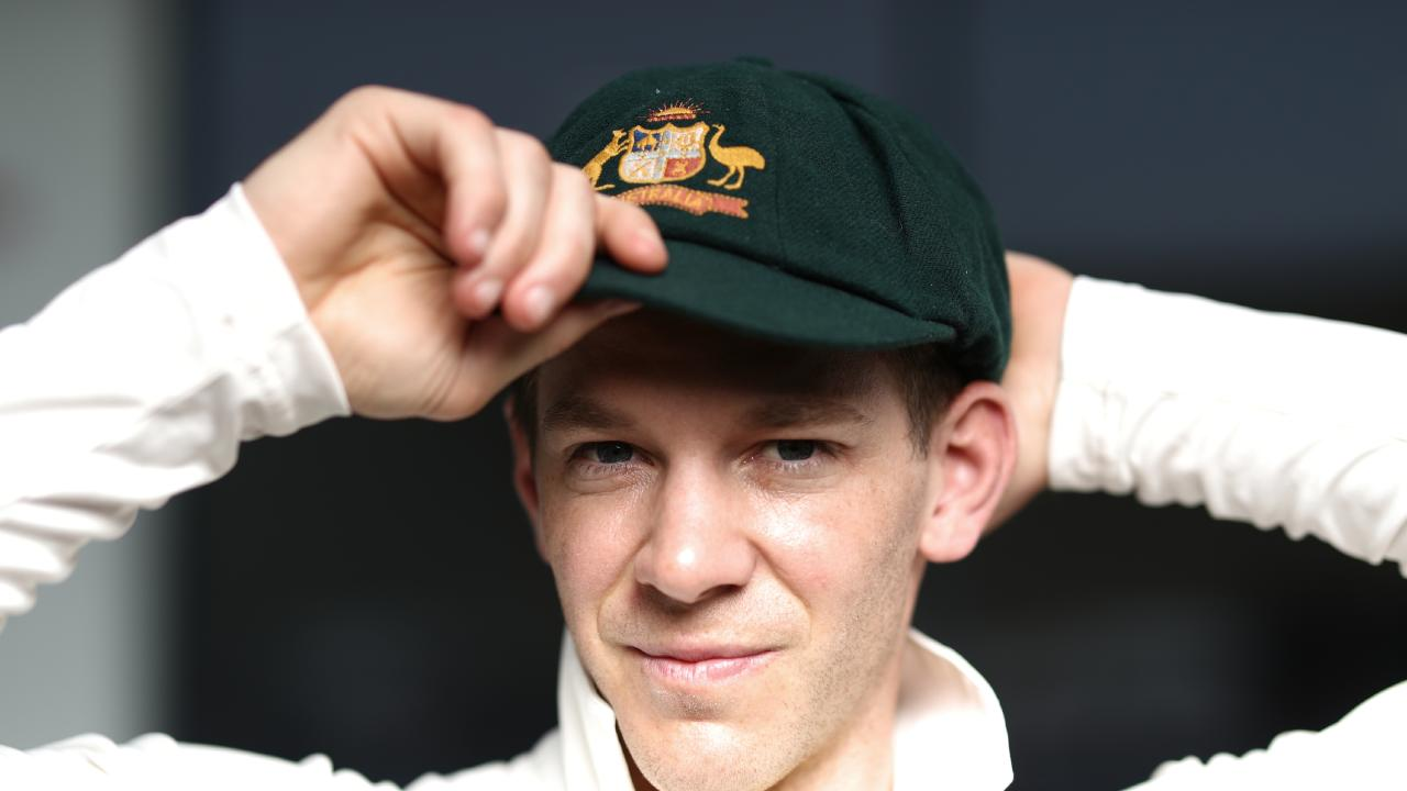 Tim Paine Photos